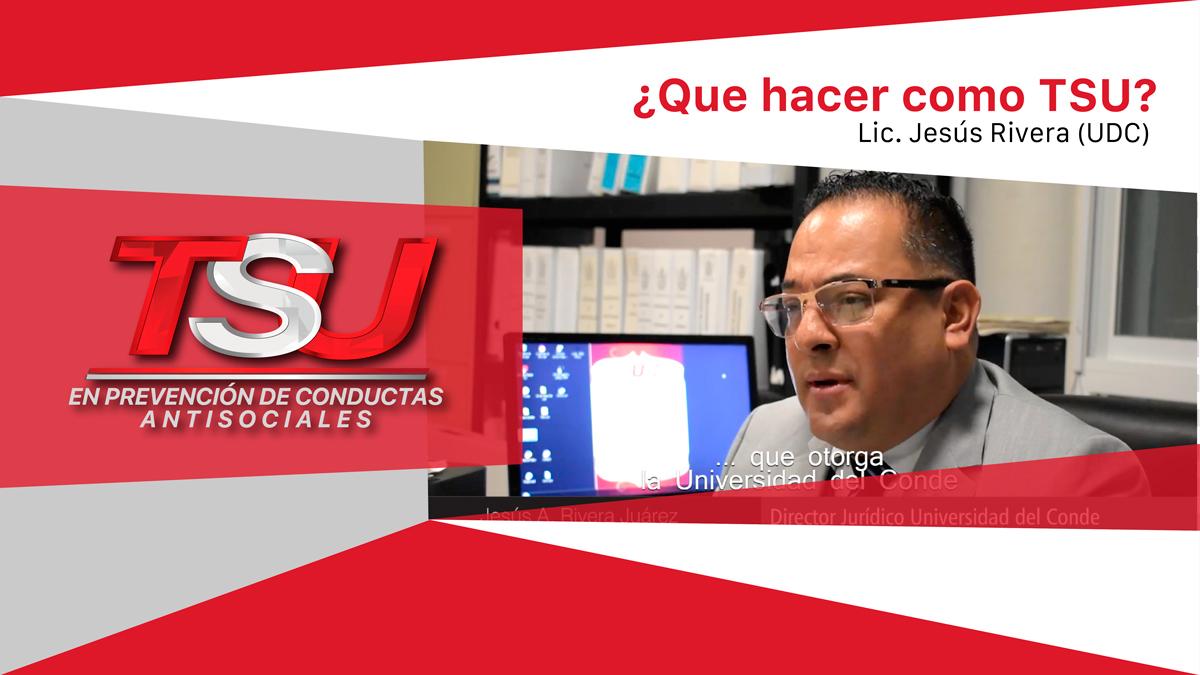 Lic. Jesús Rivera (UDC)
