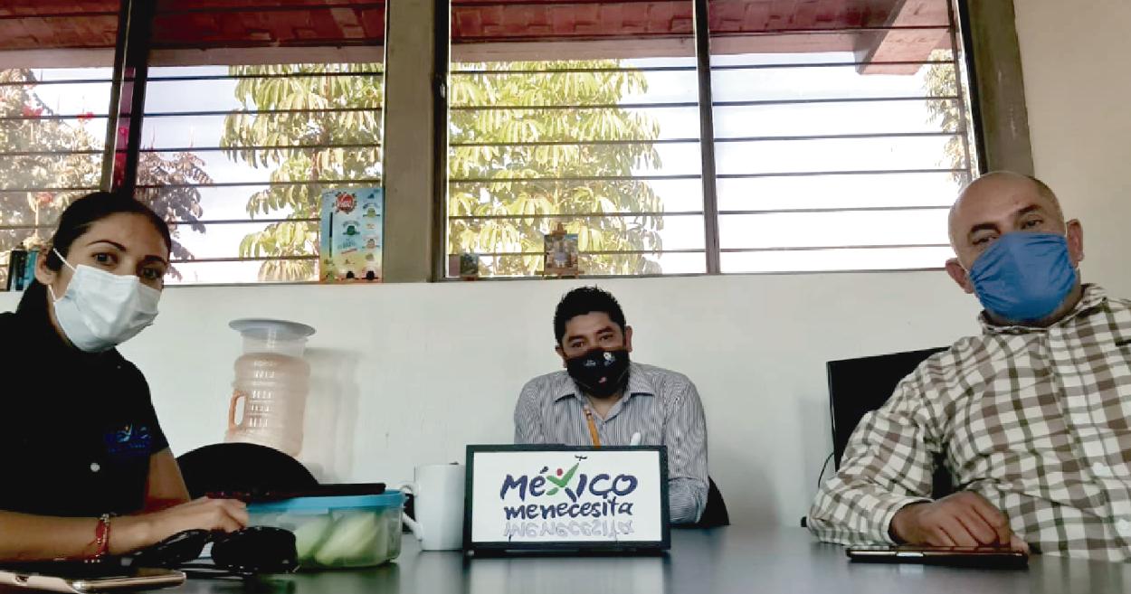 """La Directora De La Fundación """"México Me Necesita A.C."""" Opina Sobre Una Posible Alianza Con La UDC Y El CONACON"""