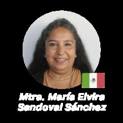 Ponente Diplomado Logoterapia Mtra. Elvira Sandoval